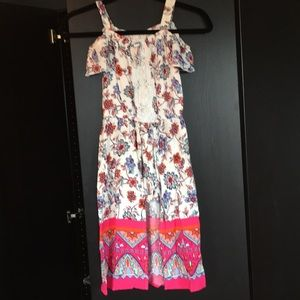 Other - Girls dress w shorts romper 7/8
